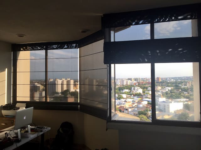 Nice room with a beautiful view in a good neighbor - Cali - Apartment