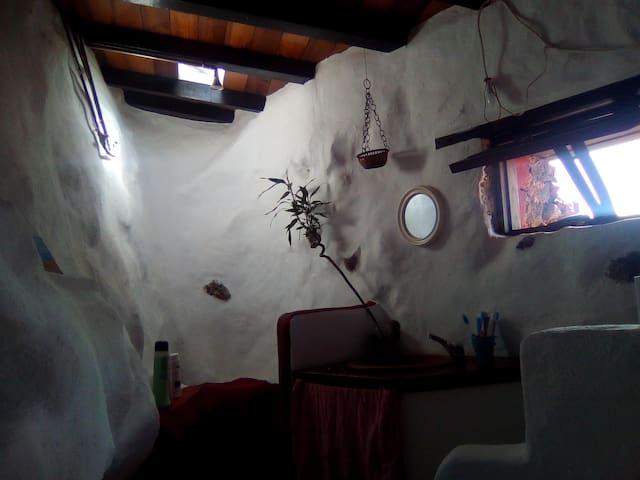Casa cueva - Punta Mujeres - Huis