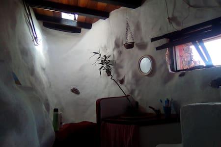 Casa cueva - Punta Mujeres - Дом