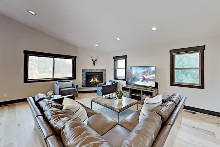 Luxe New-Build Home | Tahoe Donner Amenities