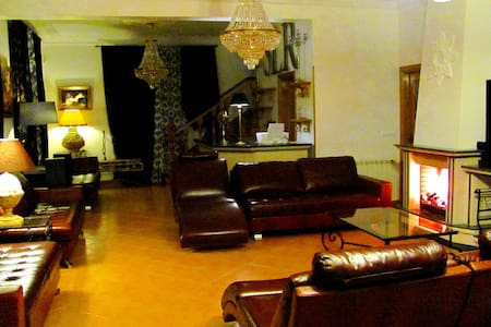 7 Rooms Residence in Luxury Villa☆☆☆☆☆ 20-35Guests - Maceira - 別荘