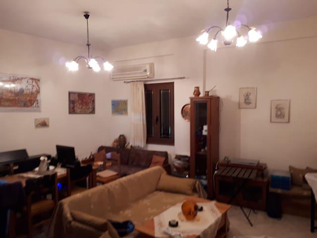 Ανεξάρτητο διαμέρισμα στο Πυργί Χίου
