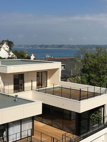 chambre d'exception  / piscine & spa, - Perros-Guirec - Pension
