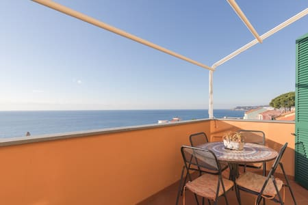 Residenza terrazza sul mare - Santo Stefano al Mare - Leilighet
