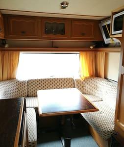Cozy caravan close to Svolvær - Helle