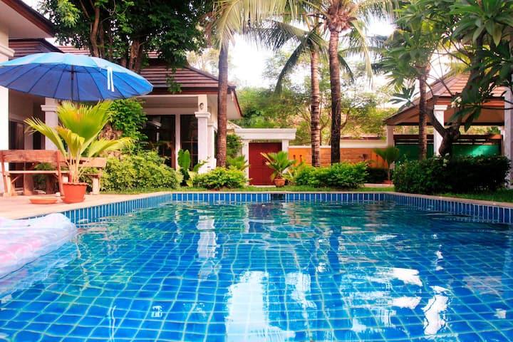 Thai executive villa