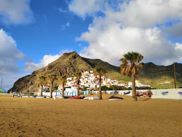 Tenerife in Love,Beach, mountain, forest,calm, now