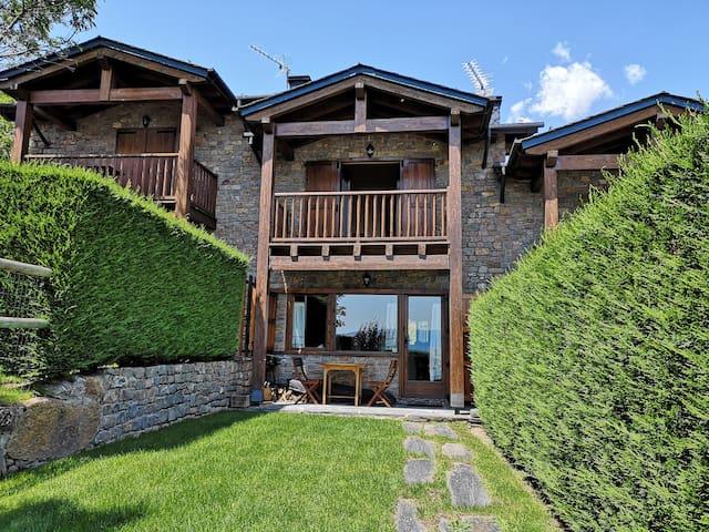 Preciosa casa de montaña en Guils de Cerdaña