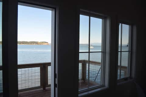 No. 10 Coupeville | Over the water & In Town (F)