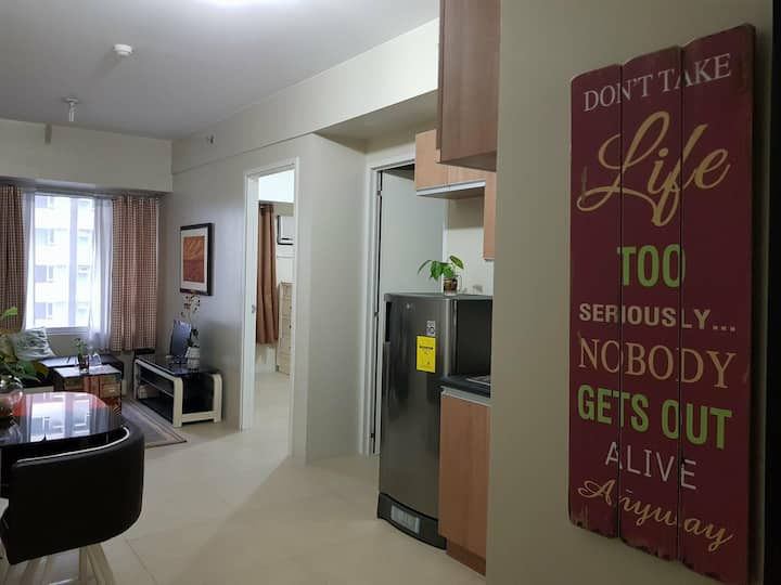Your home away from home - Mandaluyong City, EDSA