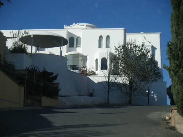 Habitación privada en Bernardez (Cama Matrimonial)