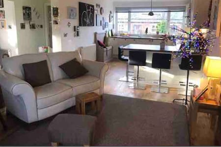 Comfortable  one double bed flat