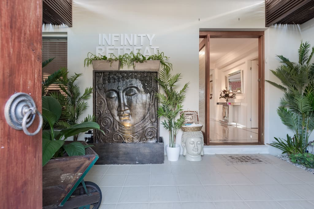Welcome to Infinity Retreat