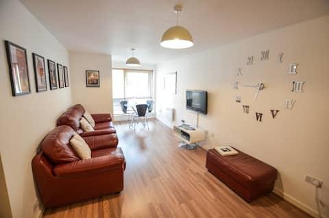 Modern Apartment in the heart of Gunwharf Quays