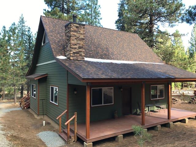 Lake Davis Lake House