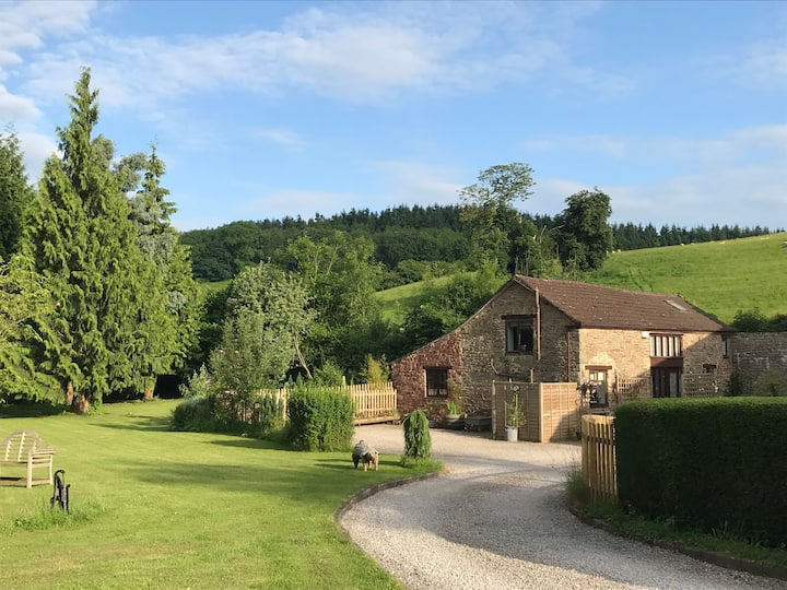 Cosy Cottage with hot tub in the Forest of Dean