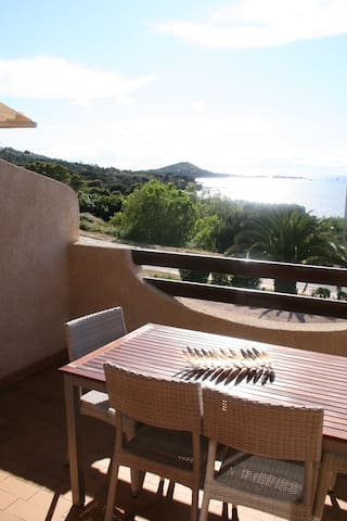 Duplex magnifique vue mer - Pietrosella - Apartment