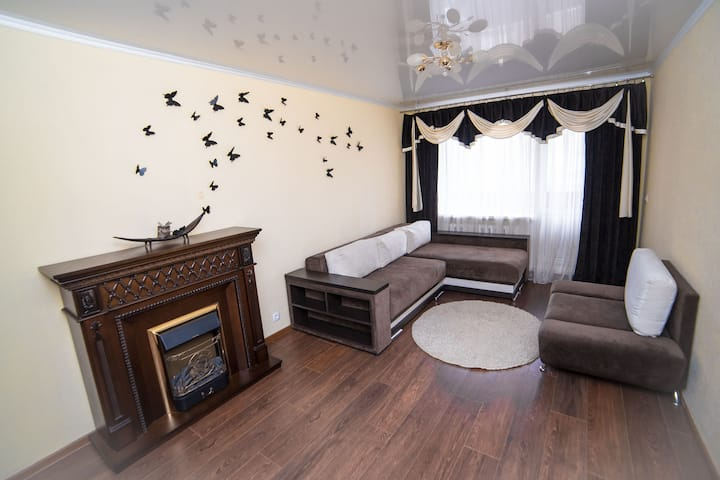 PaulMarie Apartments on Oktyabrskaya 75