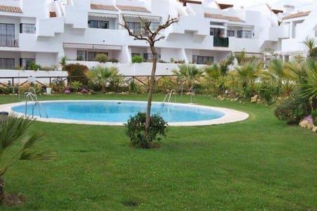 Bonito apartamento con solarium - La Antilla