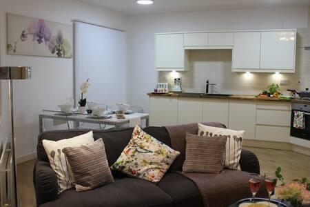 Exquisite Spacious 2BR Apartment Birmingham