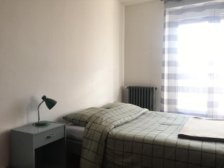 Appartement calme à la campagne / télétravail