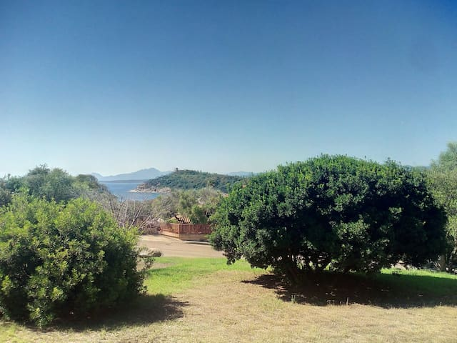 Apartment with garden at only 150m to the beach - Arbatax