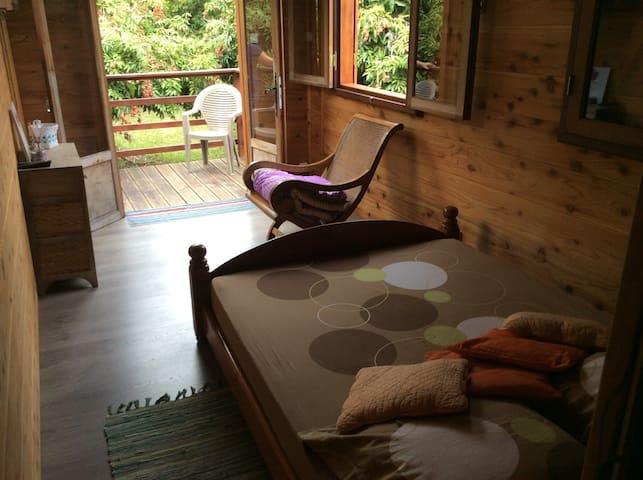 Domaine Bras Pigeon - Bed & Breakfast