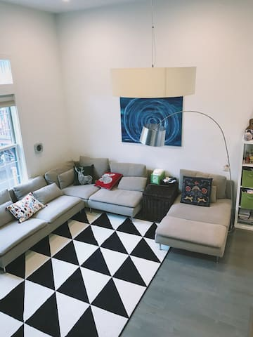 Amazing Private Room near Davis Sqr - Somerville - Townhouse