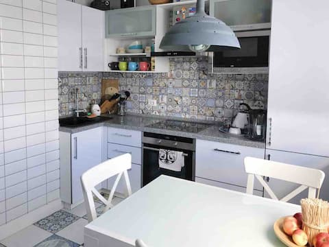 Fresh and cozy apartment in Strogino