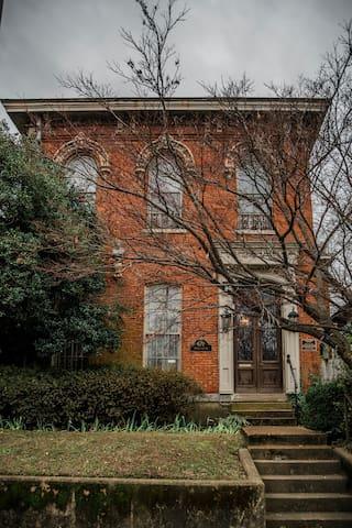 Welcome to Historic Laurelhill, built in 1867