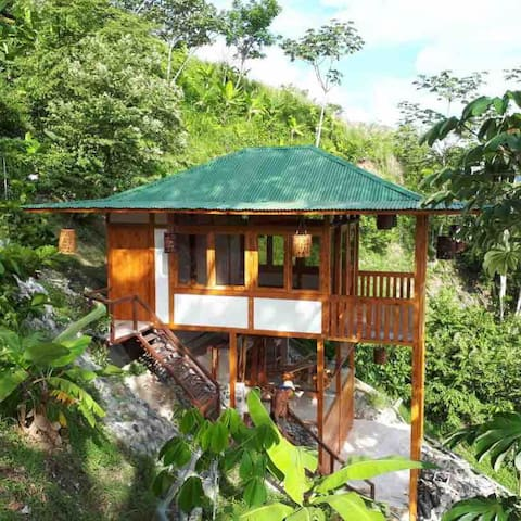 Casa Matapalo lush nature escape 5min to Jaco cntr
