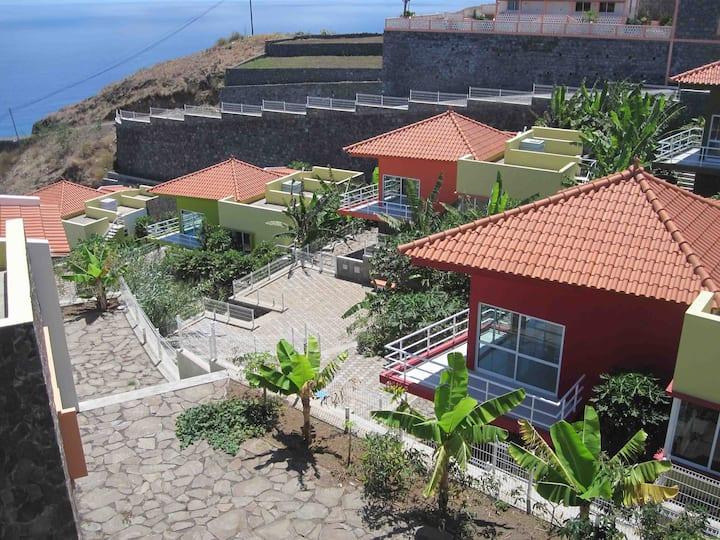 Morabeza Villas (6) Santo Antao Ocean View & Pool