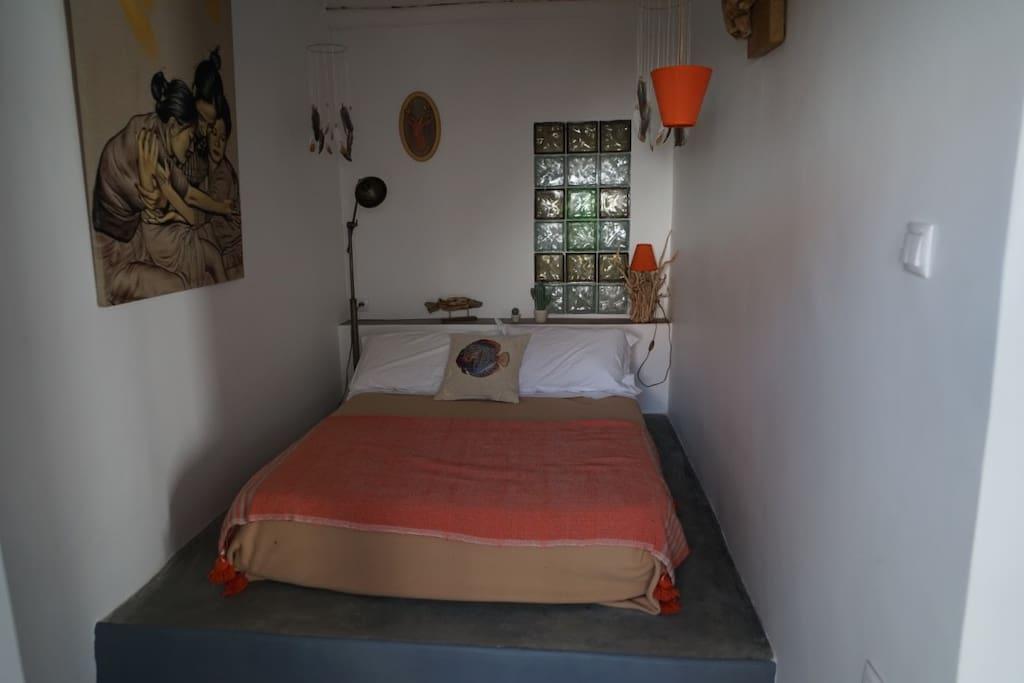 Chambre de la Suite Jardin