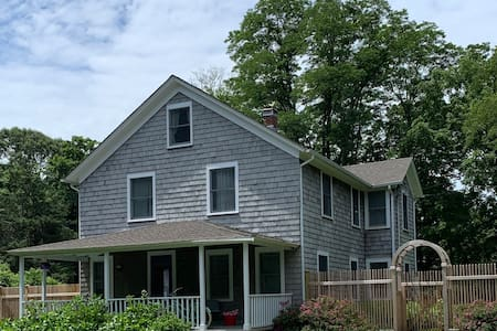 NEW LISTING: Farmhouse renovated w/ Convenience + Comfort, Stylish and Charming Living