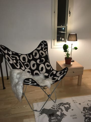 2 bedroom apartment near the University