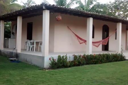 Casa de Praia aconchegante - Massarandupio