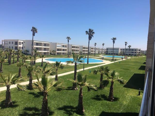 Appartement en bord de mer - Sidi Rahal - Kondominium
