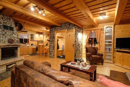 Romantic chalet in High Tatras - Vysoké Tatry