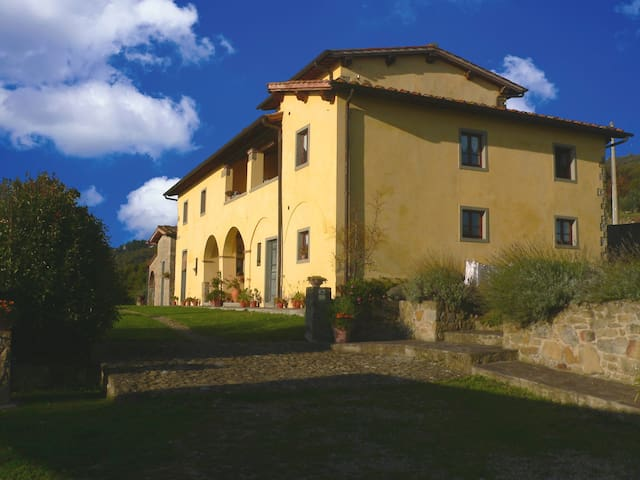 Typical Tuscany, Privacy and Panorama - Loro Ciuffenna - Leilighet