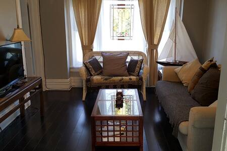 Heart of Bucktown Beauty/606 Trail - Chicago - Apartment