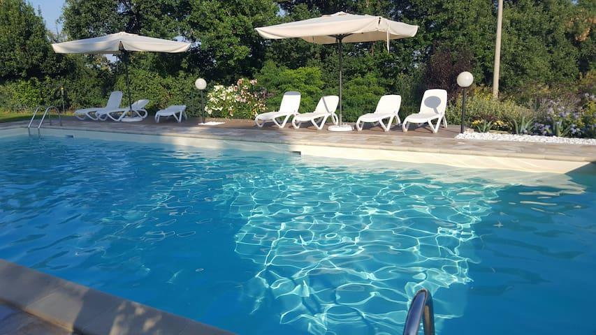 Appartamento Prefamino - Pesaro - Apartamento