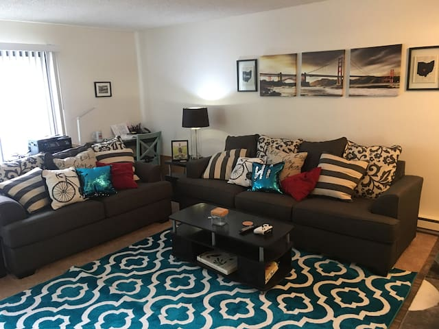 Clean, Quiet, and Comfy near SFO! - South San Francisco
