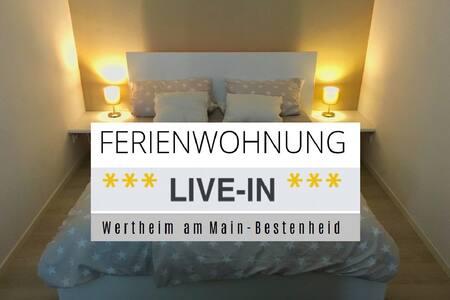 *** LIVE-IN *** Wertheim am Main