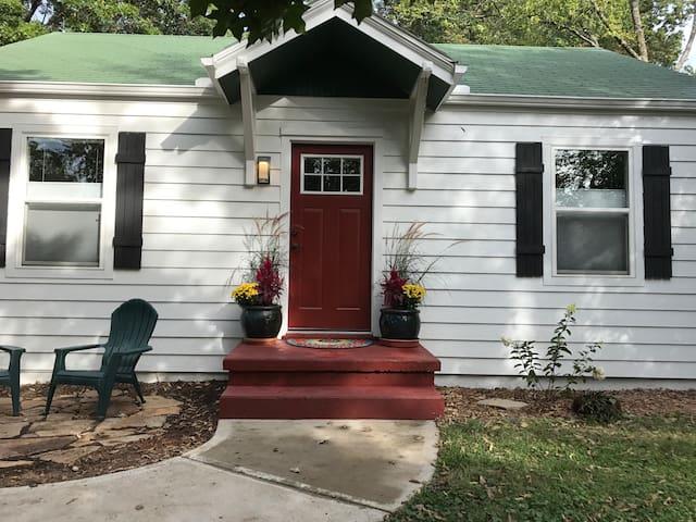 The Little House on Barker