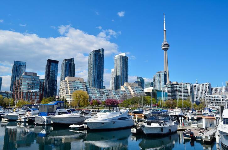 Fantastic City Views -Downtown Toronto