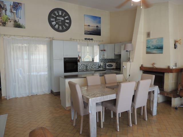 Très grand Appartement Cap Ferret plein centre!