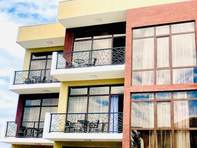 Новый апарт-отель в частном секторе Кобулети