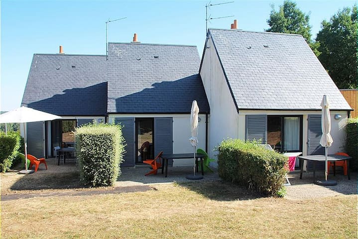 Amboise Chateaux Loire 2p 5p +1 baby