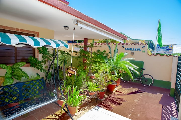*Wifi & luxury room just 30m from the beach-1*