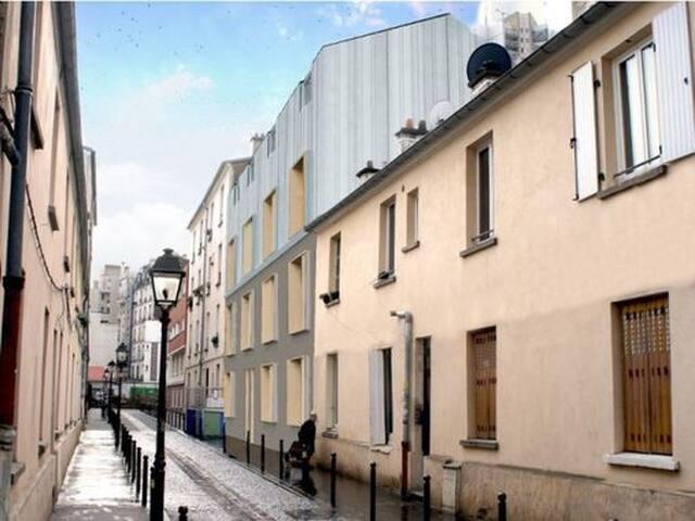 Absolute Paris 2 pièces 40 m²
